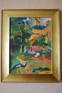 Inspiration de Gauguin
