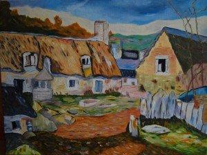 Le village Breton